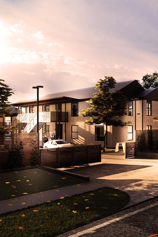 Revlon Apartments